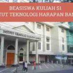 Beasiswa S1 Bandung di Insitut Teknologi Harapan Bangsa