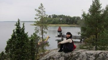 Tamasya ke Naantali Turku oleh Karina Angelika