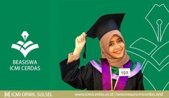 Beasiswa ICMI Cerdas untuk Pelajar dan Mahasiswa Sulawesi Selatan