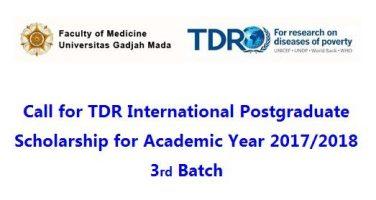 Beasiswa Kuliah Kedokteran S2 UGM 2017 - 2018