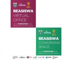 Beasiswa untuk Pemilik Startup dan UKM berupa Virtual Office dan Coworking Space di Jakarta