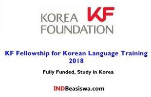 Beasiswa Kursus Bahasa Korea Singkat di Yonsei University