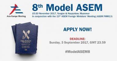 Beasiswa Konferensi di Myanmar untuk Mahasiswa S1, S2, S3 (Fully Funded)