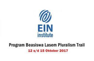 Program Beasiswa Lasem Pluralism Trail bagi Pemuda-Pemudi Indonesia