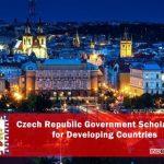 Beasiswa Pemerintah Republik Ceko untuk Kuliah S1 - S2 - S3