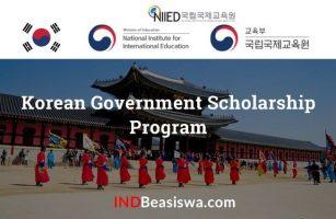 Beasiswa Korea 2018 Kuliah Diploma dan S1 untuk Lulusan SMA/Sederajat