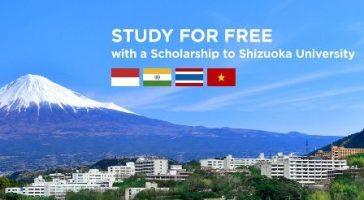Beasiswa di Jepang S1 oleh Program ABP Shizuoka