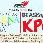 Beasiswa Kutai Timur dari PT Kaltim Prima Coal (KPC)