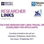 Hibah Penelitian di Inggris oleh RISTEKDIKTI dan Newton Fund