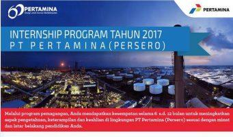 Lowongan Magang untuk Lulusan S1 dari PT Pertamina (Persero)