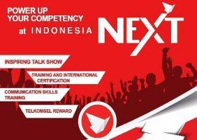 Program Indonesia Next Beasiswa Sertifikasi Internasional untuk Mahasiswa Indonesia