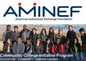 Beasiswa AMINEF Program Community College Initiative di Amerika Serikat