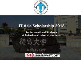 Beasiswa Studi ke Jepang Program S2 - S3 di Tokushima University