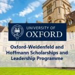 Beasiswa S2 Oxford University Tahun 2018 - 2019 Fully Funded