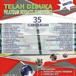 Pelatihan Kerja Gratis di Makassar dan kota lain di Sulawesi