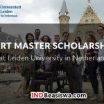 Beasiswa Astronomi Program Master di Leiden University Belanda