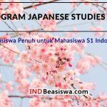 Beasiswa Japanese Studies 2018 di Jepang untuk Mahasiswa S1 Indonesia