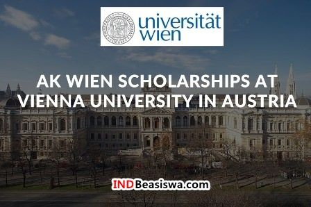 Beasiswa S2 Austria di University of Vienna Program Ekonomi Politik Global