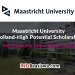 Beasiswa S2 Belanda FULL oleh Maastricht University