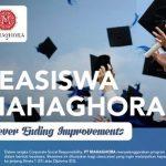 Beasiswa Mahaghora Tahun 2018 untuk Pelajar atau Lulusan SMA Sederajat