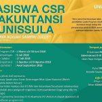 Beasiswa D3 Akuntansi Universitas Islam Sultan Agung Semarang untuk Lulusan SMA/SMK/Sederajat