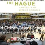 Beasiswa Kuliah di Belanda S2 oleh The Hague University of Applied Sciences