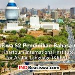 Beasiswa S2 Bahasa Arab di Khartoum International Institute for Arabic Language (KIIFAL) Sudan