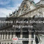 Beasiswa S3 Austria untuk Dosen Program IASP