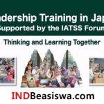 Beasiswa Pelatihan Kepemimpinan Singkat di Jepang bagi Pemuda/i Indonesia