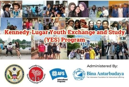 Pertukaran Pelajar SMA ke Luar Negeri Program Kennedy-Lugar YES