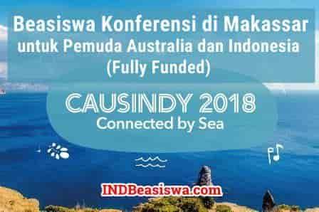 Beasiswa Konferensi di Makassar untuk Pemuda Australia dan Indonesia (Fully Funded)