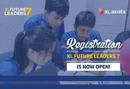 XL FUTURE LEADERS: Pelatihan untuk Mahasiswa S1 PTN dan PTS Indonesia