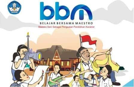 Program Belajar Bersama Maestro (BBM) untuk Pelajar SMA/SMK/Sederajat