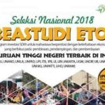 Beastudi Etos 2018 Dompet Dhuafa untuk Mahasiswa Baru PTN Indonesia
