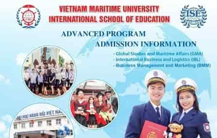 Beasiswa S1 Vietnam Maritime University untuk Lulusan SMA/SMK