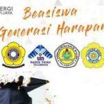 Beasiswa Generasi Harapan untuk Mahasiswa Sumatera Selatan